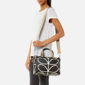 Orla Kiely Medium Messenger Bag
